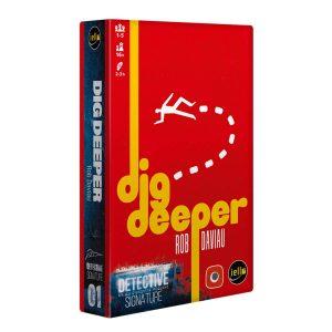 Detective – Dig deeper