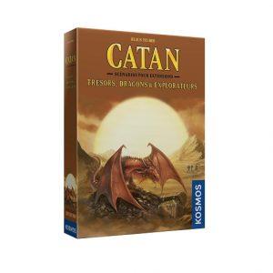 Catan – Trésors, Dragons et Aventuriers