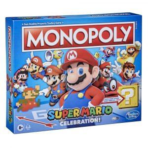 Monopoly Mario Celebration