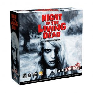 Zombicide Night of le living dead
