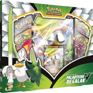 Pokemon – Coffret 5 Palarticho de Galar