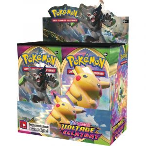 Pokémon – EB 04 – Voltage éclatant (Display)