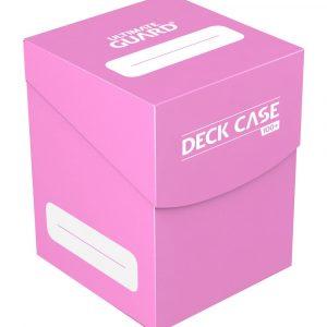 Deck Case Ultimate Guard 100+ Rose