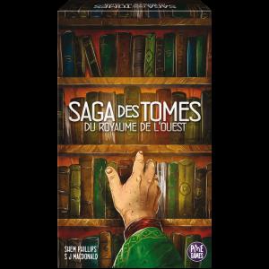 Saga des tomes du royaume de l'ouest