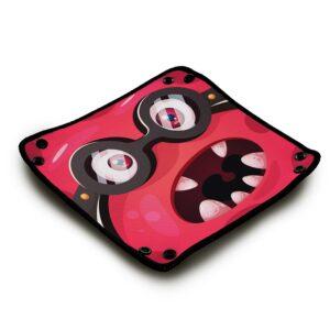 Piste de dés - Cool Monster Pink