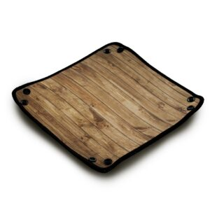 Piste de dés – Wood texture