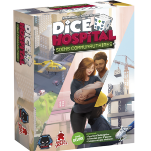 Dice hospital – Soins communautaires