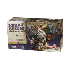 Zombicide Black Plague – Abomination pack