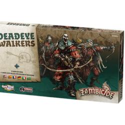 Zombicide Black Plague - Deadeye Walker