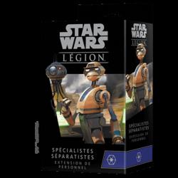 Star Wars Legion – Spécialistes séparatistes