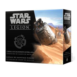 Star Wars Legion – Capsule de sauvetage ecrasée