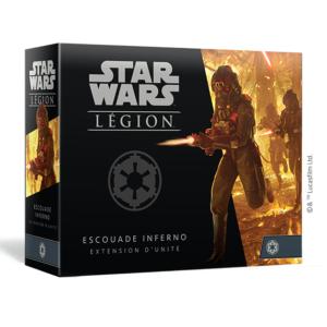 Star Wars Legion – Escouade inferno