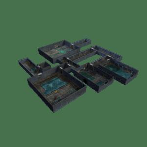 Tenfold Dungeon – Dungeon & Sewer