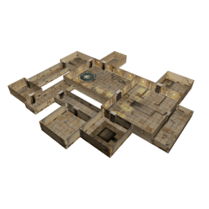 Tenfold Dungeon – The Temple