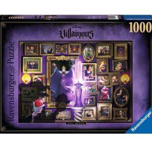 Puzzle villainous – Evil Queen
