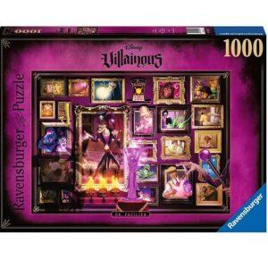 Puzzle villainous – Dr Facilier