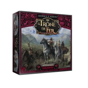 Trone de fer – Jeu de figurines – Targaryen (Base)