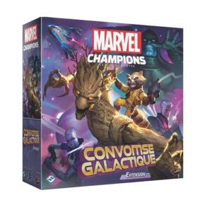Marvel Champions – Convoitise Galactique