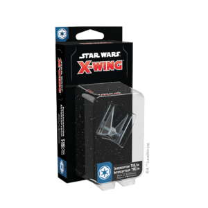 SW X-Wing 2.0 - Intercepteur Tie
