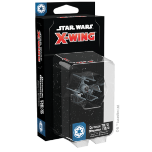 SW X-Wing 2.0 – Defenseur Tie
