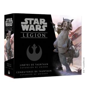 Star Wars Legion – Soldats Montés sur Tauntaun