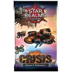 Star Realms Crisis – Bases et vaisseaux