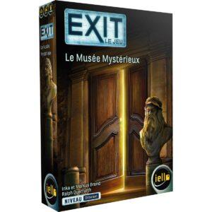 EXIT – Le musée mystérieux