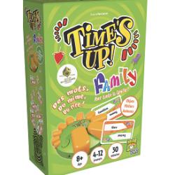 Time's Up! – FR – Family vert (grande boite)