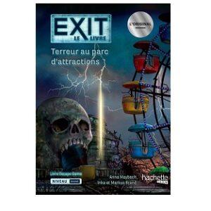 Exit Terreur au parc d'attraction