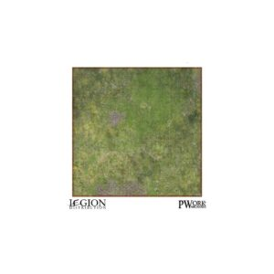 Tapis de jeu PVC – Carte de Bataille Forêt