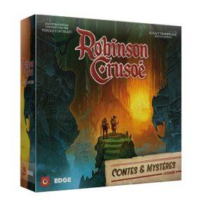 Robinson Crusoé – Contes et mystères