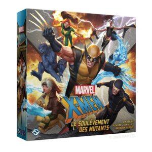 X-men – Le soulèvement des mutants