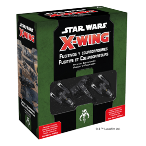 SW X-Wing 2.0 - Fugitifs et Collaborateurs