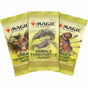 Magic The Gathering - Spirale Temporelle Remastered (Booster)