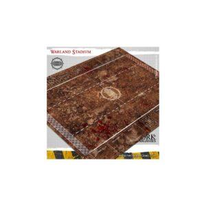 Pwork Wargames - Tapis de jeu PVC Warland Stadium