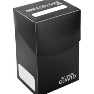 Deck Case Ultimate Guard 75+ pour Cartes mini Noir