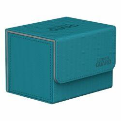 Deck Case Ultimate Guard Sidewinder 100+ bleu petrol