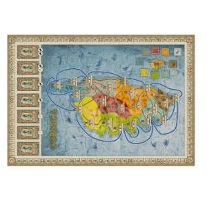 Concordia Map Gallia/Corsica