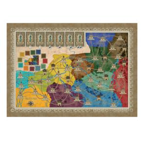 Concordia Map Britannia Germania