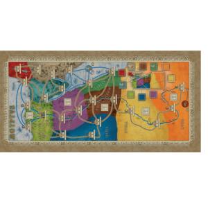 Concordia Map Aegyptus et Creta