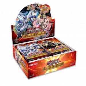 Yu-Gi-Oh! – Les anciens gardiens (Display de 24 boosters)