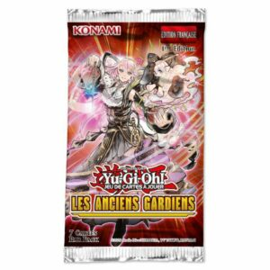 Yu-Gi-Oh! – Les anciens gardiens (booster)
