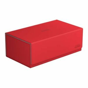 Deck Case Ultimate Guard Arkhive 800+ Rouge