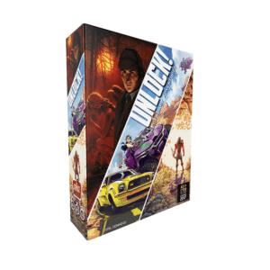 Unlock 9 – Legendary Adventures