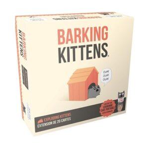 Exploding Kittens – Barking Kittens