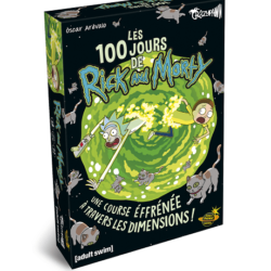 Les 100 jours de Rick et Morty
