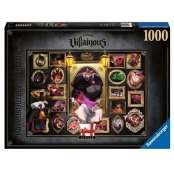 Puzzle Villainous – Ratigan