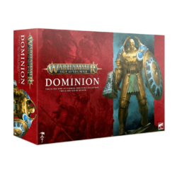 Warhammer – Age of Sigmar – Dominion