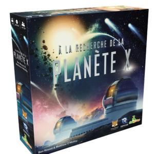 A la recherche de planète X