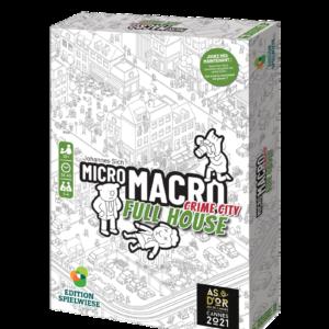 Micro Macro Crime City – Full House